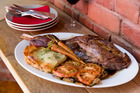 Are you still eating as much beef and lamb as you used to?