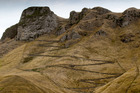 After criticism of the council's consenting process for the Te Mata Peak track, it is considering how to better include cultural implications in the proposed district plan. PHOTO/WARREN BUCKLAND