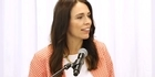 Watch: Jacinda Ardern addresses business leaders at Westpac Breakfast