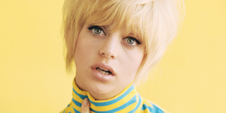 Goldie Hawn, US actress, circa 1965. Photo / Getty