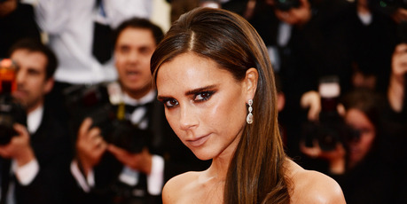 Victoria Beckham attends the Met Gala 2014 in New York City. Photo / Getty