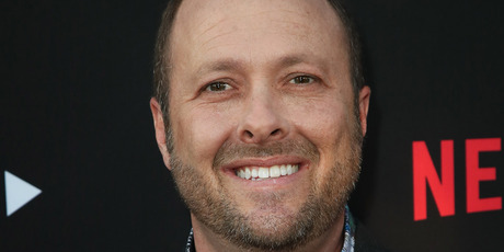 Author Jay Asher. Photo / Getty Images