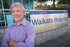 Waikato DHB's interim chief executive Derek Wright is facing perhaps his biggest career challenge. Photo /Alan Gibson