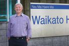 Waikato DHB's interim chief executive Derek Wright. Photo / Alan Gibson.