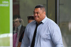 Tamate Heke appears set to serve more jail time on the charge of unlawful striking than he would if convicted for manslaughter. Photo / AAP