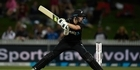 Watch: Black Caps take victory in first ODI