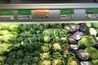 North Island growers fear short supply of green vegetables if weather doesn't improve soon.