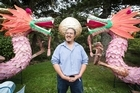 The annual Lantern Festival is ready to kick off for another year. Video/Jason Oxenham