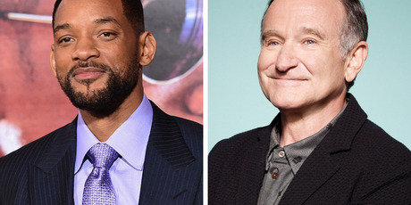 Will Smith posted a lovely tribute to the late Hollywood star Robin Williams. Photos / Getty Images
