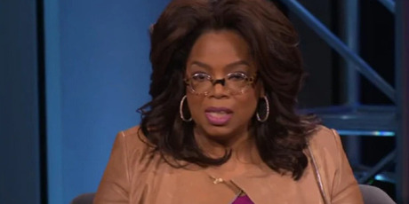 Oprah in the special. Photo / Youtube
