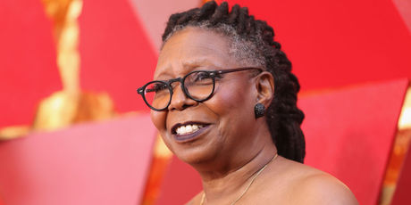 Whoopi Goldberg attends the 90th Annual Academy Awards . Photo / Getty