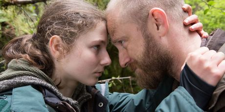 Thomasin Mackenzie in the film Leave No Trace. Photo / Supplied
