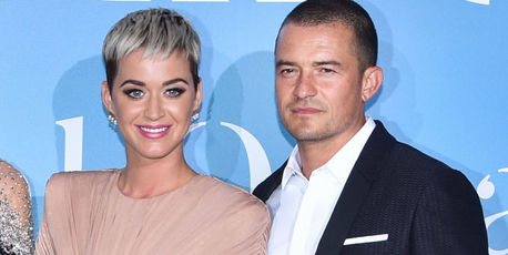 Katy Perry and Orlando Bloom. Photo / Getty
