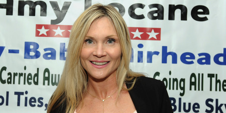 Amy Locane pictured in 2018. Photo / Getty Images