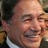 Winston Peters, is welcomed by supporters at The Armitage Hotel in Tauranga. Photo / Alan Gibson