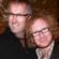 Jeremy Corbett and Te Radar. Photo / Norrie Montgomery