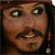 8. Captain Jack Sparrow - played by Johnny Depp in 'Pirates Of The Caribbean 1-3'. Photo / Supplied