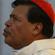 Mexican Cardinal Norberto Rivera officiates a closed door mass. Photo / AP