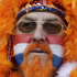 A Netherlands' fan  waits for the start of the World Cup group E soccer  match between the Netherlands and Japan at the stadium in Durban, South Africa. Photo / AP