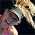 Maria Sharapova of Russia in action. Photo / Dean Purcell