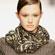 A model wears a creation by Basso & Brooke. Photo / AP