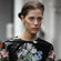A model wears a creation by Christopher Kane. Photo / AP