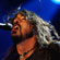 Dave Grohl of the Foo Fighters at Vector Arena. Photo / Greg Bowker