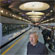 Richard Croker, newly retired after 52 years building railways, was an excellent companion for part of the journey from Auckland to Ohakune, with many stories to tell of the great days of rail. Photo / Steven McNicholl