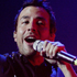 Howie Dorough of the Backstreet Boys performs on stage. Photo / Getty Images