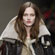 A model wears a creation by Burberry Prorsum. Photo / AP