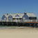 Busselton Jetty in Western Australia is the longest wooden jetty in the Southern Hemisphere, stretching almost 2km into the Indian Ocean. If you're driving from Perth, Busselton is a great place to stop en route to Margaret River. Photo / Eveline Jenkin