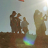 Relatives and co-workers set Chilean flags outside a collapsed mine where about 33 miners have been trapped for over a week in Copiapo, Chile. Photo / AP