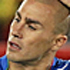 Still a fox at 36, Italian captain Fabio Cannavaro. Photo / AP