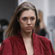 A model wears a creation by Mark Fast. Photo / AP