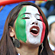 Italian fans before the Group F match involving New Zealand and Italy held at Mbombela Stadium in South Africa. Photo / Brett Phibbs