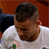 Algeria's Abdelkader Ghezzal receives a red card in their match against Slovenia - and spares fans the sight of his hedgehog hairdo. Photo / AP.