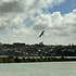 Clouds over Hobson Bay. Photo / NZ Herald