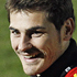 Spanish goalkeeper Iker Casillas. Photo / AP