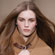 A model wears a creation by Julien Macdonald. Photo / AP