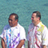 PM John Key joins Pacific Islands Forum leaders at Havannah Resort for the traditional shirt picture in Port Villa, Vanuatu. Photo / NZPA