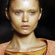 A model wears a creation by Matthew Willianson. Photo / AP