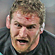 Kieran Read of the All Blacks comes up against Gurthro Steenkamp of the Springboks. Photo / Getty Images