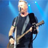 James Hetfield was in his element. Photo / Kieran Thomas