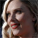 Scarlett Johansson, a cast member in 'Vicky Cristina Barcelona', looks down the red carpet at the premiere of the film in Los Angeles, 2008. Photo / AP