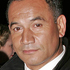 Paul Henry and Temuera Morrison at the Bond Premiere 2006. Photo / Herald on Sunday