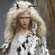 A model wears a creation by Unique. Photo / AP