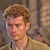 Actor James Badge Dale plays 'Leckie' on the show. Photo / Supplied
