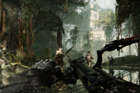 Crysis 3, where bows come before foes. Photo / Supplied