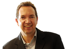 Brent Ogilvie, Managing Director of Footfalls & Heartbeats.