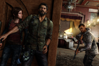 'The Last of Us' provides a full spectrum of emotions for the player. Photo / Sony Computer Entertainment